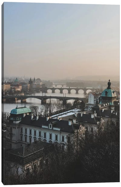 Prague, Czech Republic IV Canvas Art Print