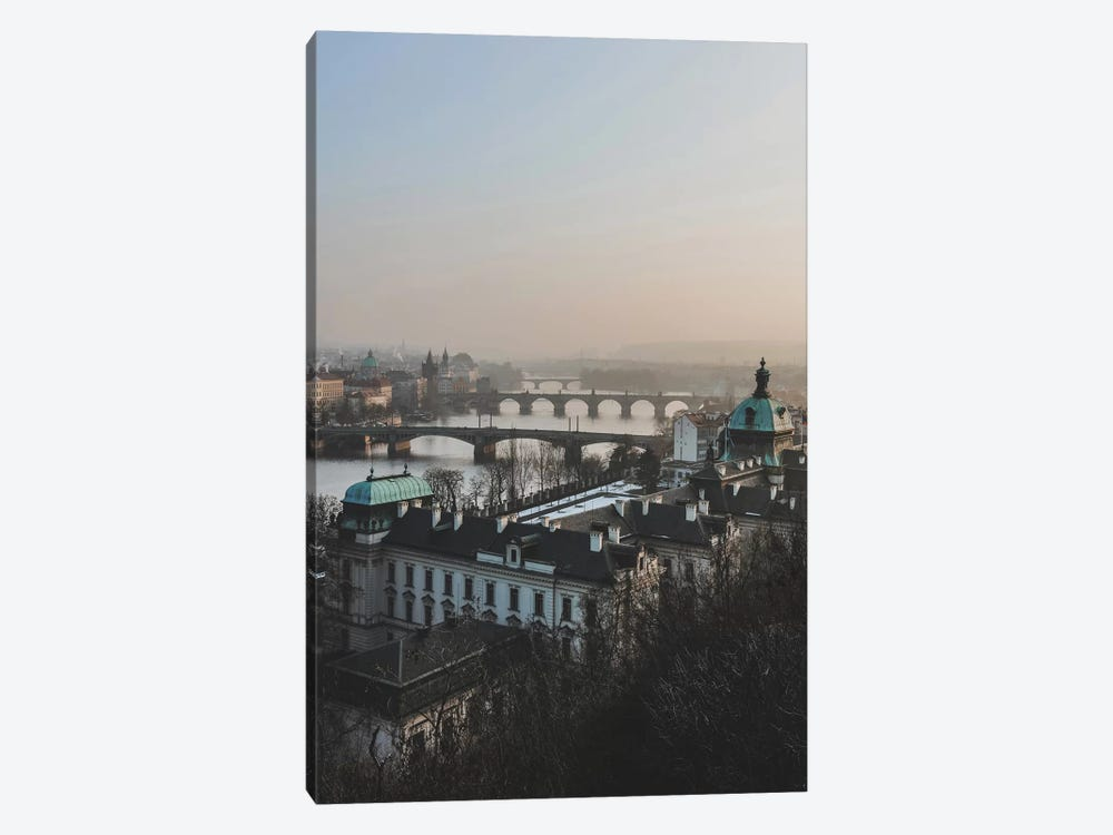 Prague, Czech Republic IV by Luke Anthony Gram 1-piece Canvas Art Print