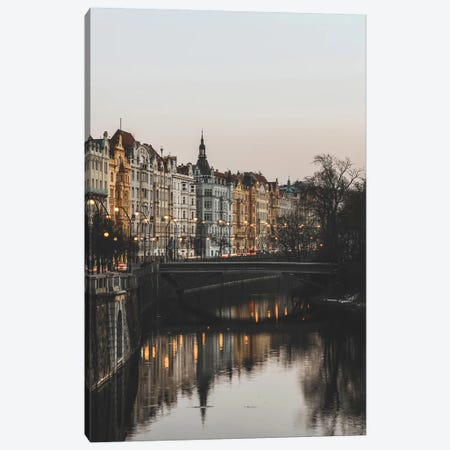 Prague, Czech Republic V Canvas Print #GRM127} by Luke Anthony Gram Canvas Art