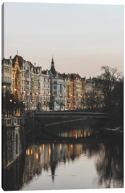 Prague, Czech Republic V Canvas Art Print