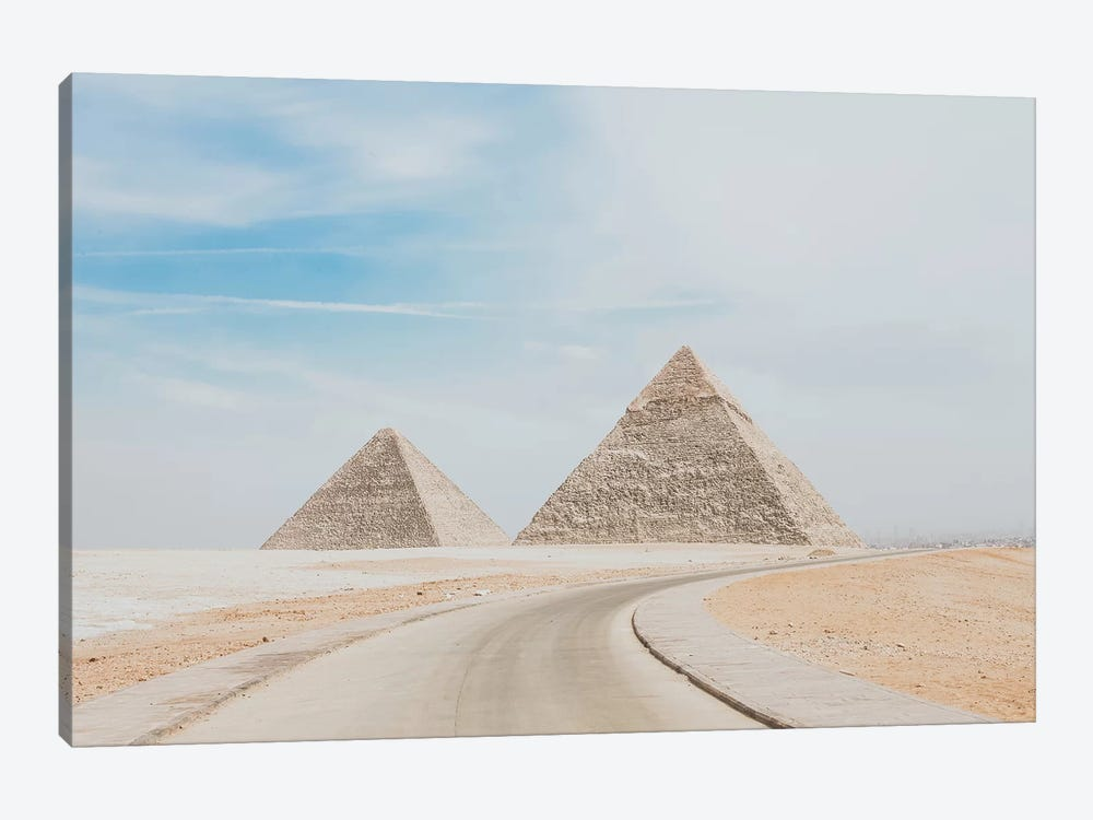 Pyramids of Egypt 1-piece Canvas Artwork