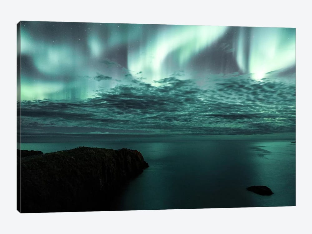 Aurora Borealis III by Luke Anthony Gram 1-piece Art Print