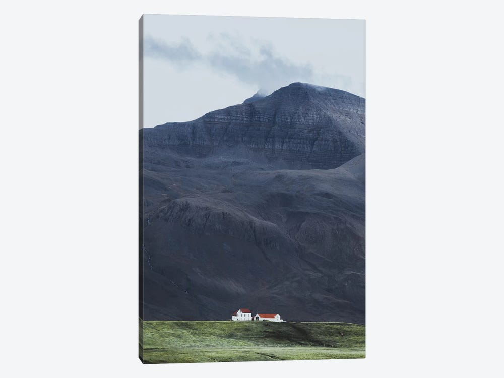 Rural Iceland I 1-piece Canvas Wall Art