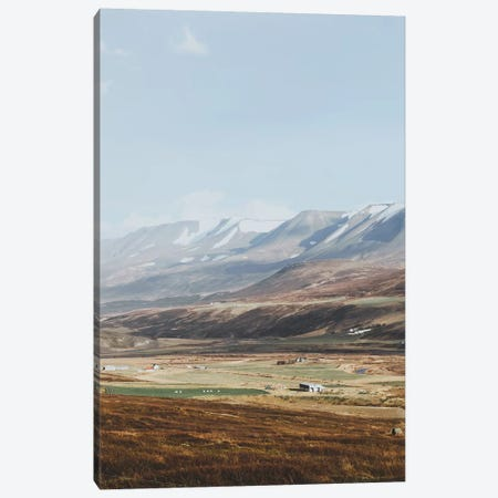 Rural Iceland II Canvas Print #GRM133} by Luke Anthony Gram Canvas Artwork