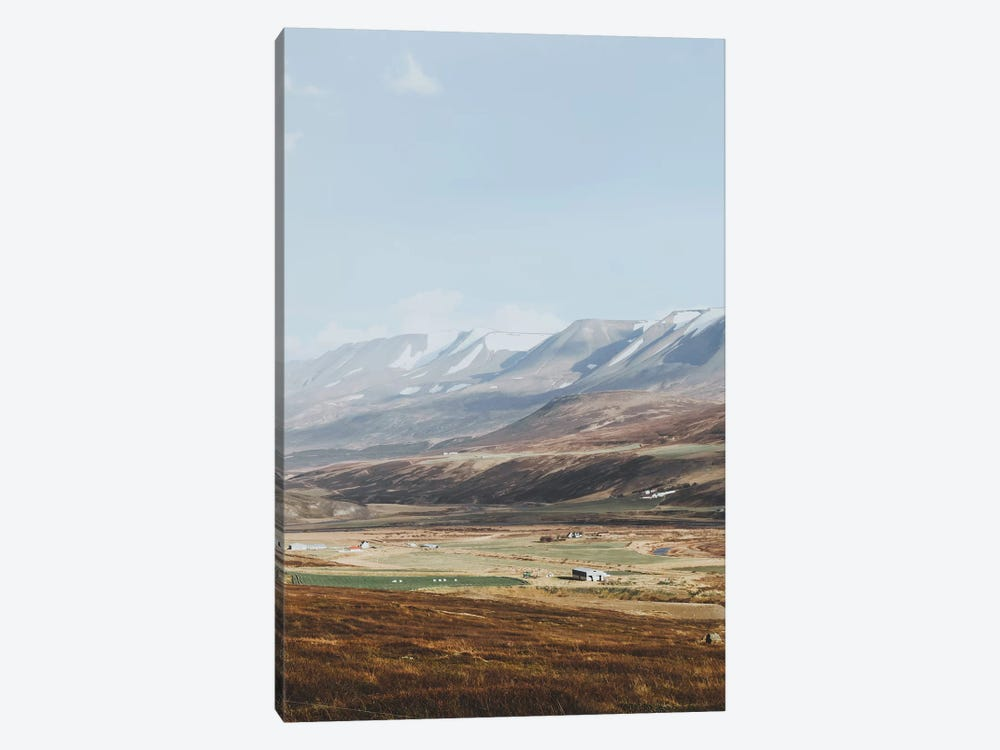 Rural Iceland II by Luke Anthony Gram 1-piece Canvas Print