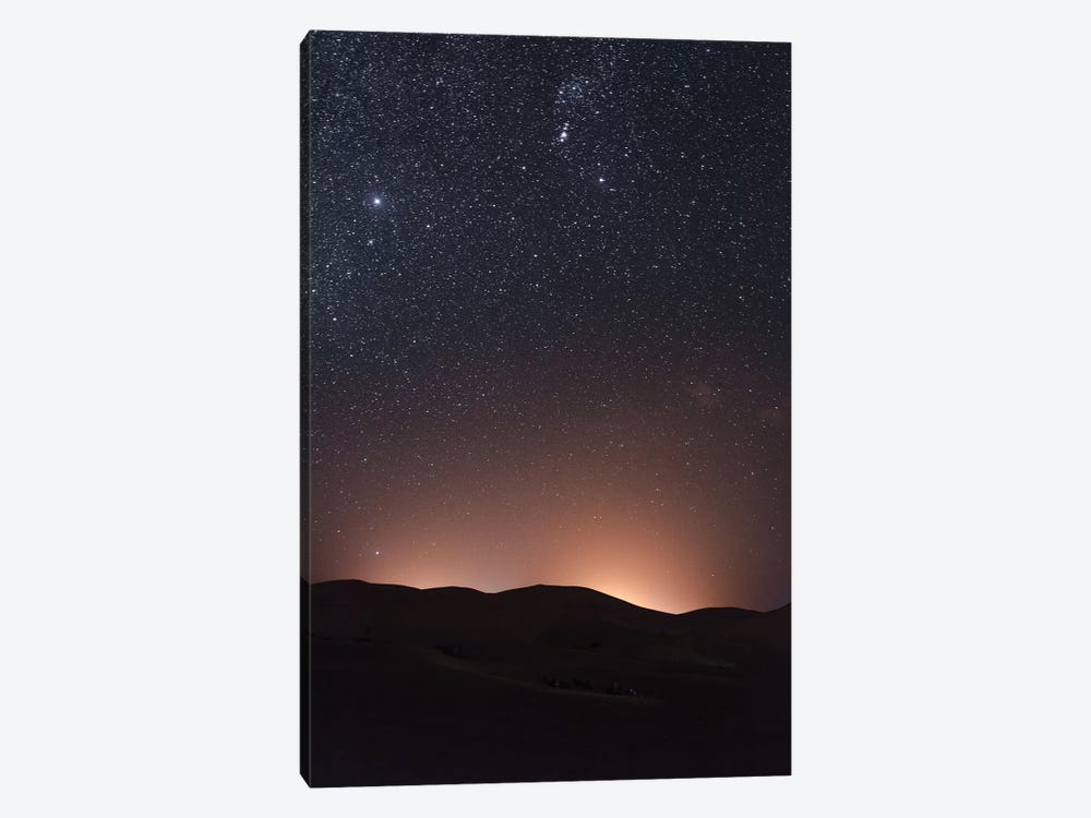 Sahara Desert At Night by Luke Anthony Gram 1-piece Art Print