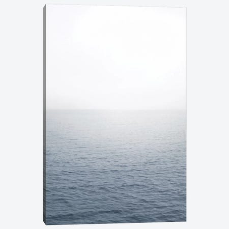 Snow On The Lake Canvas Print #GRM137} by Luke Anthony Gram Canvas Print