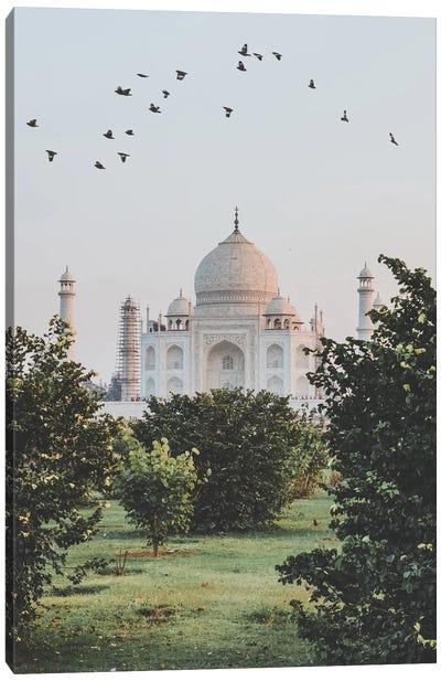 Taj Mahal, India I Canvas Art Print