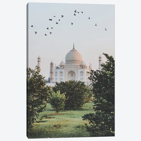 Taj Mahal, India I Canvas Print #GRM140} by Luke Anthony Gram Art Print