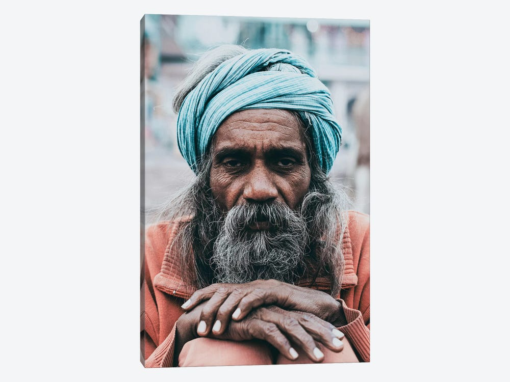 Varanasi, India by Luke Anthony Gram 1-piece Art Print