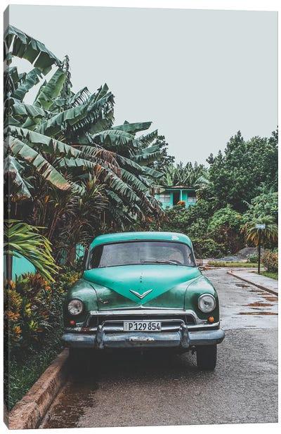 Viñales, Cuba Canvas Art Print