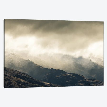 Wanaka, New Zealand Canvas Print #GRM145} by Luke Anthony Gram Canvas Artwork