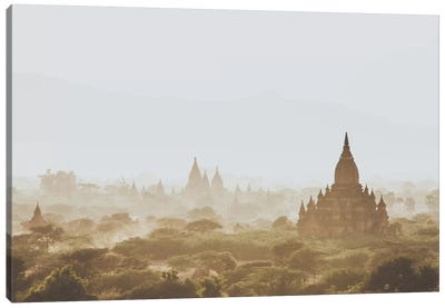 Bagan, Myanmar I Canvas Art Print