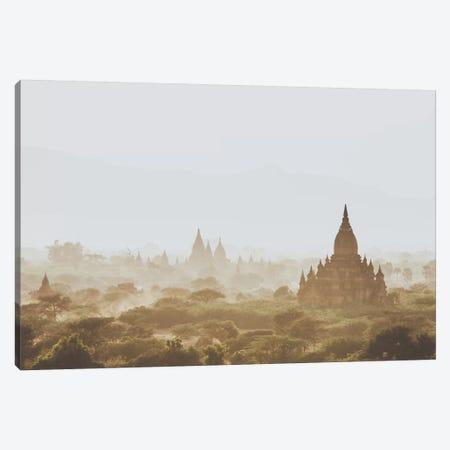 Bagan, Myanmar I Canvas Print #GRM14} by Luke Anthony Gram Canvas Wall Art