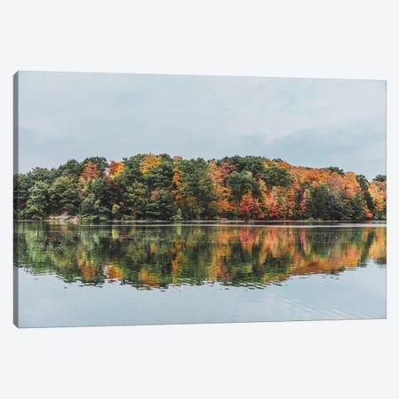 Bond Lake, Canada Canvas Print #GRM153} by Luke Anthony Gram Canvas Wall Art