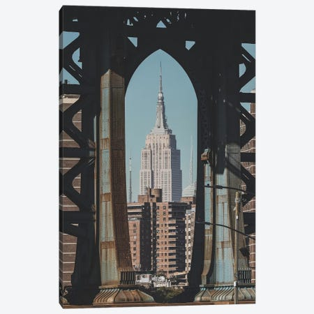 Brooklyn. NYC Canvas Print #GRM154} by Luke Anthony Gram Canvas Art Print