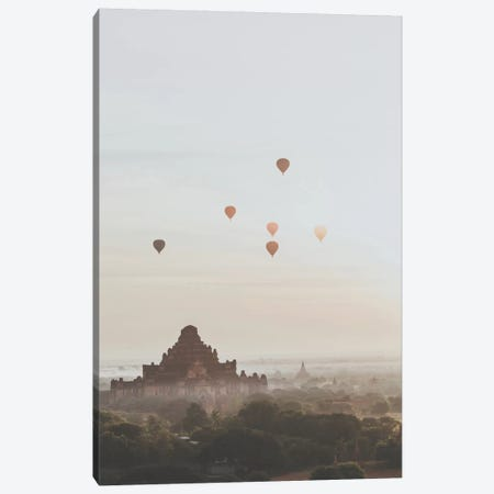 Bagan, Myanmar II Canvas Print #GRM15} by Luke Anthony Gram Canvas Art