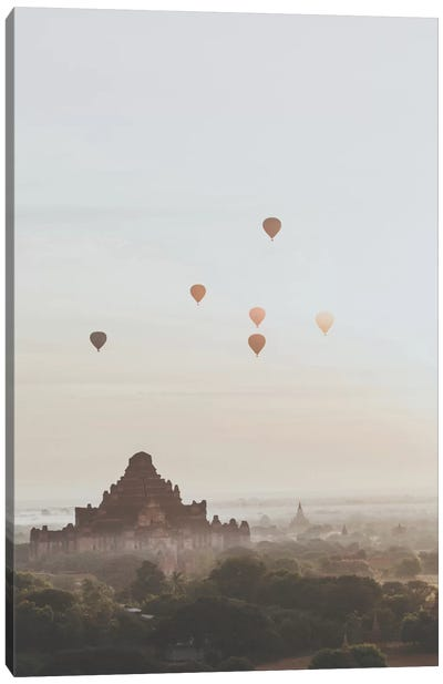 Bagan, Myanmar II Canvas Art Print