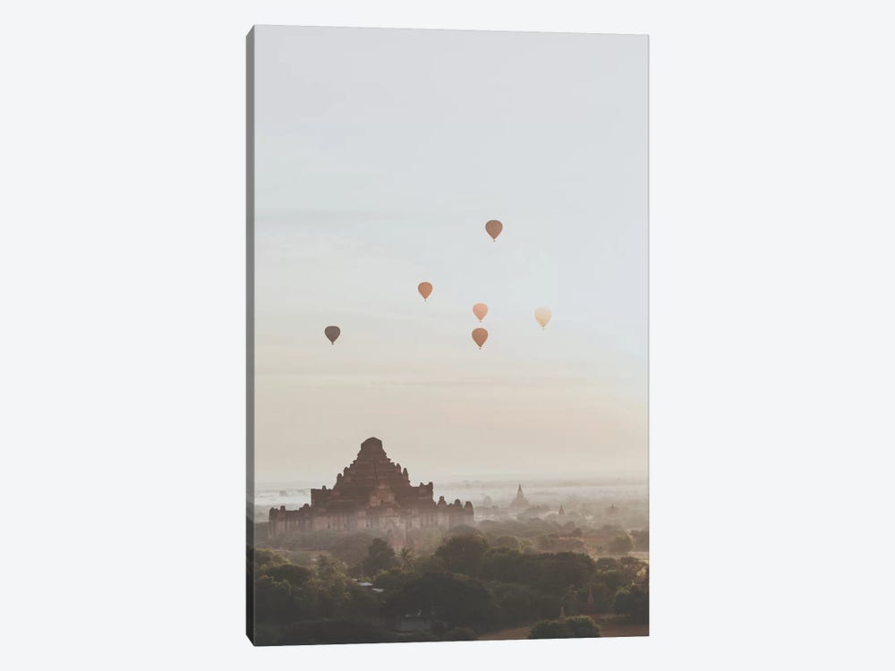 Bagan, Myanmar II by Luke Anthony Gram 1-piece Canvas Wall Art
