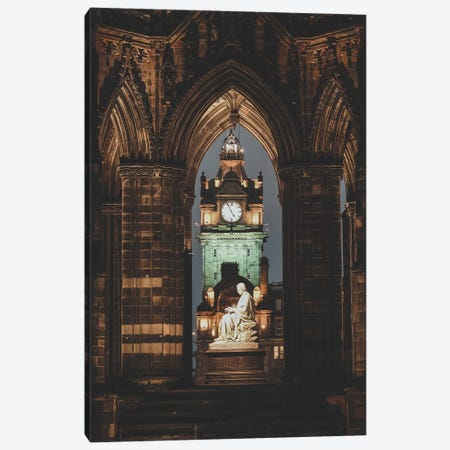 Edinburgh, Scotland Canvas Print #GRM163} by Luke Anthony Gram Canvas Print
