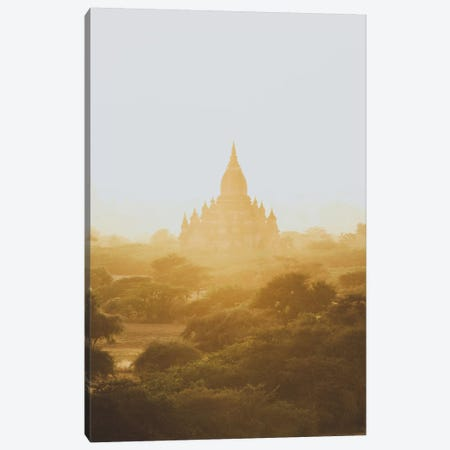 Bagan, Myanmar III Canvas Print #GRM16} by Luke Anthony Gram Canvas Artwork