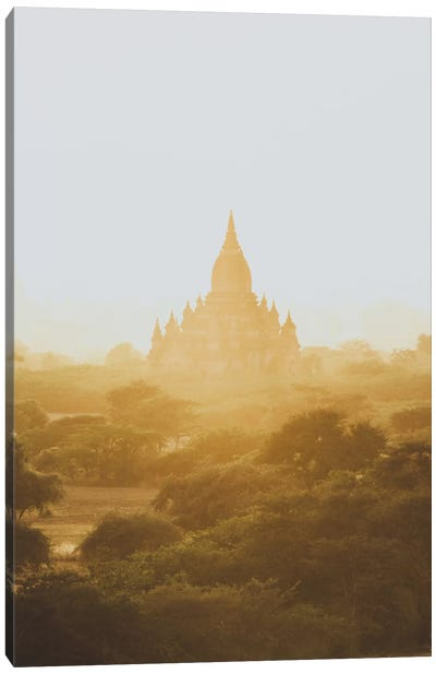 Bagan, Myanmar III Canvas Art Print