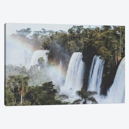 Iguazu Falls, Argentina I Canvas Print #GRM170} by Luke Anthony Gram Canvas Art