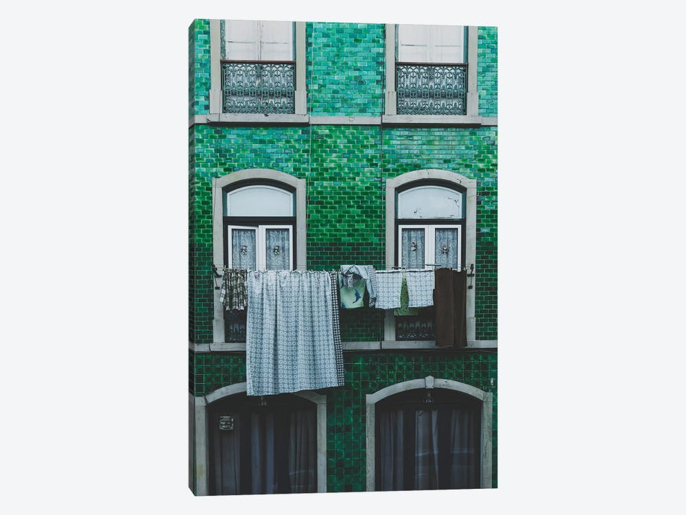 Lisbon, Portugal by Luke Anthony Gram 1-piece Art Print