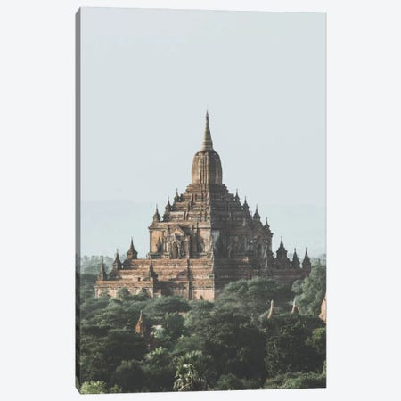Bagan, Myanmar IV Canvas Print #GRM17} by Luke Anthony Gram Canvas Wall Art