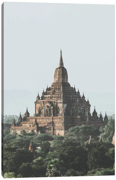 Bagan, Myanmar IV Canvas Art Print