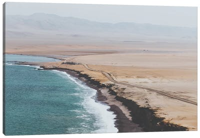 Paracas, Peru Canvas Art Print