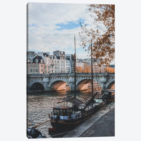 Paris, France II Canvas Print #GRM184} by Luke Anthony Gram Canvas Art