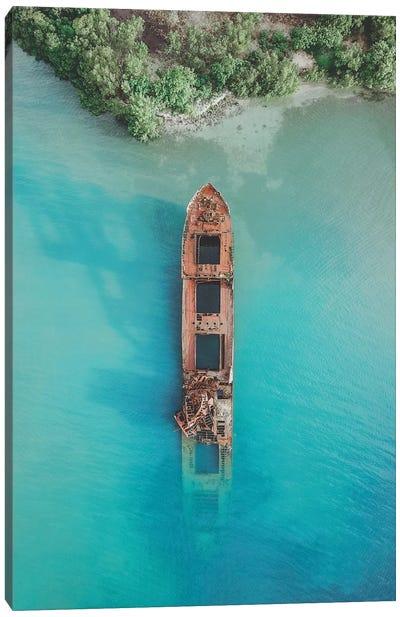 Roatan Island, Honduras I Canvas Art Print
