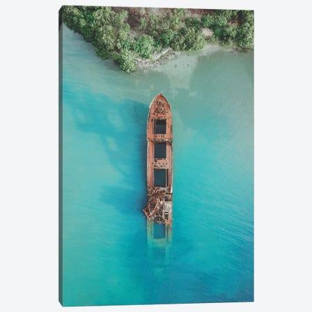 Roatan Island, Honduras I Canvas Print #GRM186} by Luke Anthony Gram Canvas Artwork