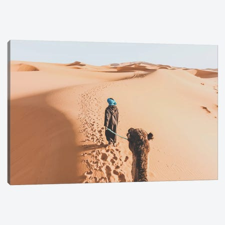 Sahara Desert, Morocco II Canvas Print #GRM191} by Luke Anthony Gram Canvas Artwork