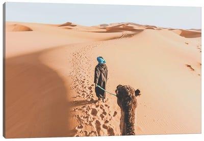 Sahara Desert, Morocco II Canvas Art Print