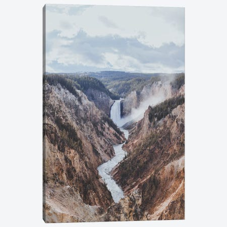 Yellowstone National Park, USA Canvas Print #GRM196} by Luke Anthony Gram Canvas Art Print