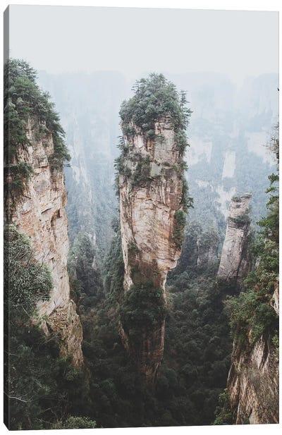Zhangjiajie, China Canvas Art Print