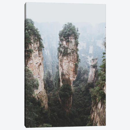Zhangjiajie, China Canvas Print #GRM197} by Luke Anthony Gram Canvas Print