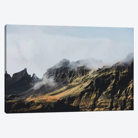Iceland IV Canvas Print #GRM207} by Luke Anthony Gram Art Print