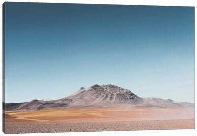 Bolivian Andes Canvas Art Print