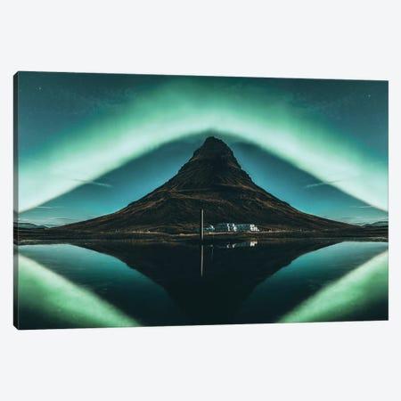 Kirkjufell, Iceland Canvas Print #GRM217} by Luke Anthony Gram Canvas Wall Art