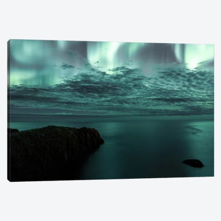 Borgarfjördur Eystri, Iceland Canvas Print #GRM21} by Luke Anthony Gram Canvas Wall Art