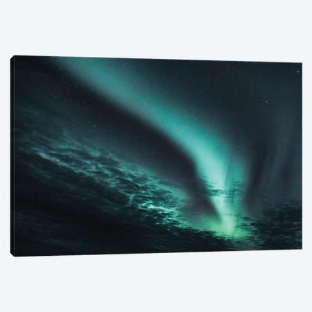 Night Sky Canvas Print #GRM224} by Luke Anthony Gram Canvas Art Print