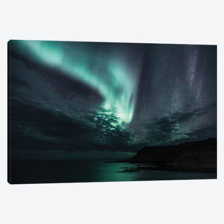 Northeastern Iceland Canvas Print #GRM225} by Luke Anthony Gram Art Print