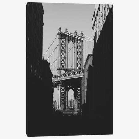 Brooklyn Bridge, NYC Canvas Print #GRM22} by Luke Anthony Gram Canvas Wall Art