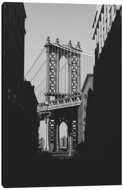 Brooklyn Bridge, NYC Canvas Art Print