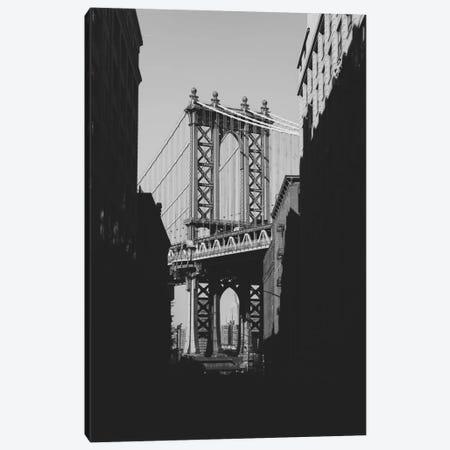 Brooklyn Bridge, NYC Canvas Print #GRM22} by Luke Anthony Gram Canvas Wall Art