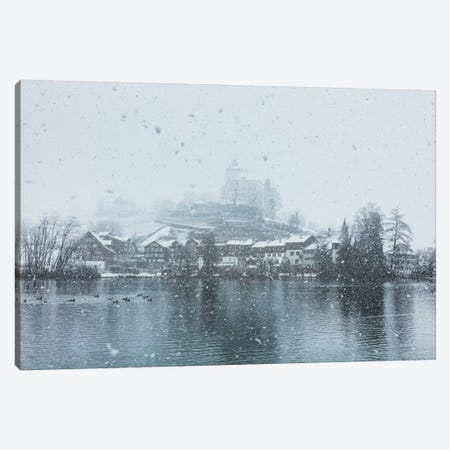 Buchs, Switzerland Canvas Print #GRM23} by Luke Anthony Gram Canvas Wall Art