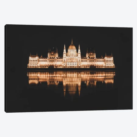 Budapest, Hungary Canvas Print #GRM24} by Luke Anthony Gram Canvas Print
